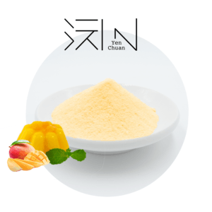 mango pudding powder