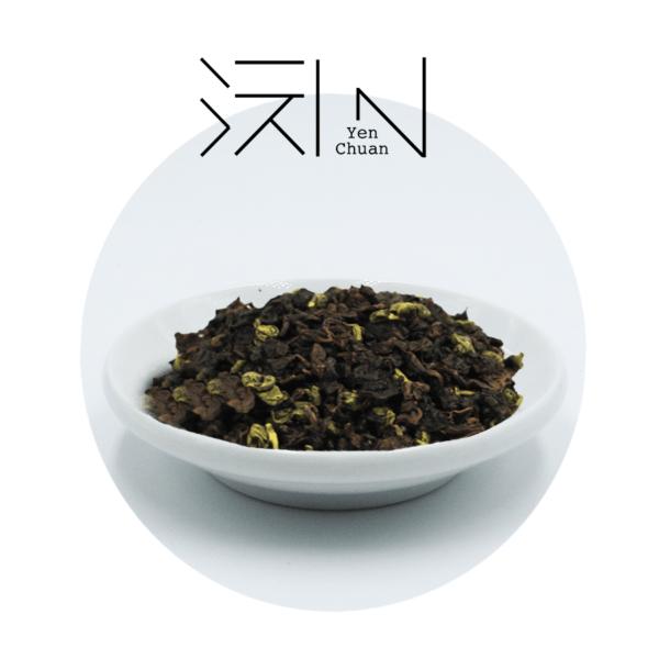 oolong green tea