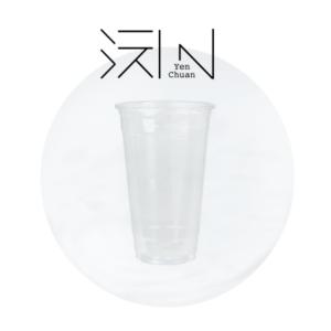 pet cups 92mm 20oz