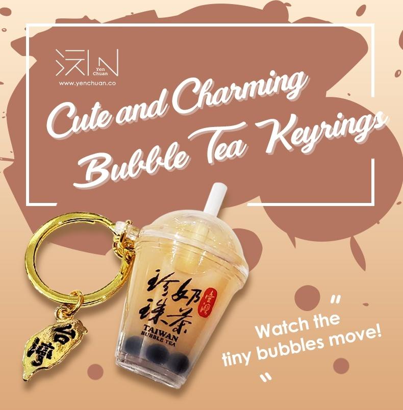 bubble tea charm advert